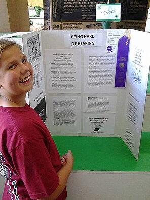 Education Takes Grand Prize: Greta Lundquist